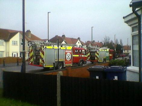 Pożar w Londynie zaczął się od kuchni