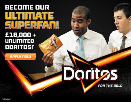 Praca marzeń w Doritos