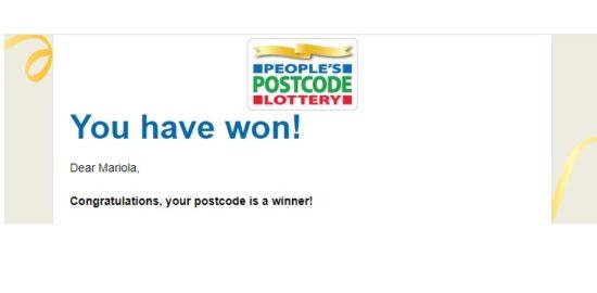 Postcode Lottery - Uczciwie pomagasz i zyskujesz